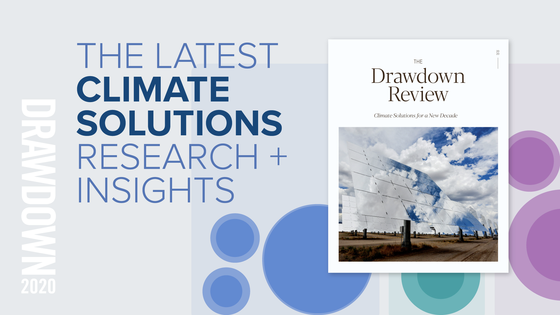 Cover image of The Drawdown Review