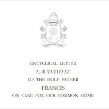 Papal Encyclical Letter On Climate Change