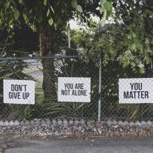 image of encouraging signs