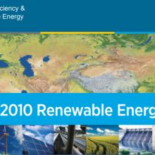 U.S. Department of Energy 2010 Renewable Energy Data Book